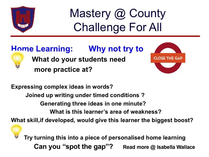 HOme Learning Pop up slide 20 _ 9 _ 17