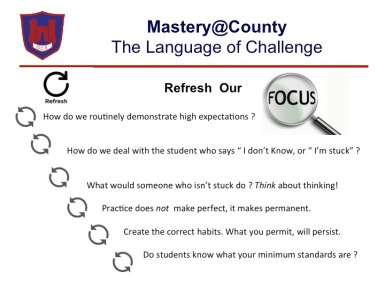 Language of Challenge 1